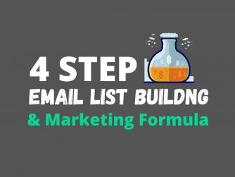 Email List Building Formula
