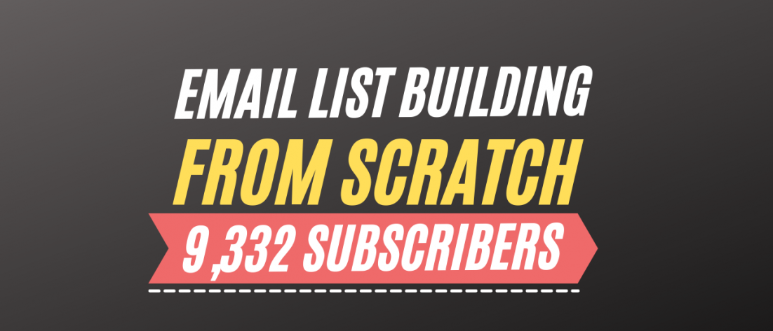 email-list-building-from-scratch