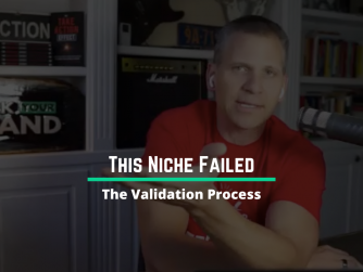 1035 • This NICHE FAILED The Validation Process (WHY?)